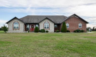 Cassville Single Family Home For Sale: 20558 Ellis Court Dr.
