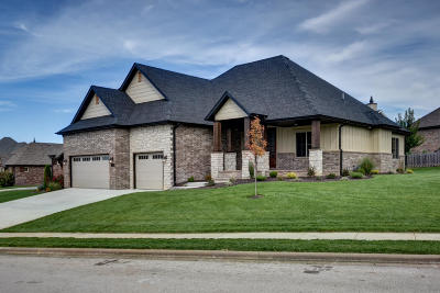 Nixa Single Family Home For Sale: 1443 Rich Hill Drive