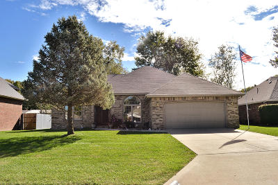 Springfield MO Single Family Home For Sale: $199,900