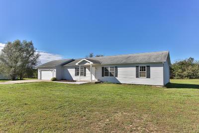 Buffalo Single Family Home For Sale: 5469 South 248th Road