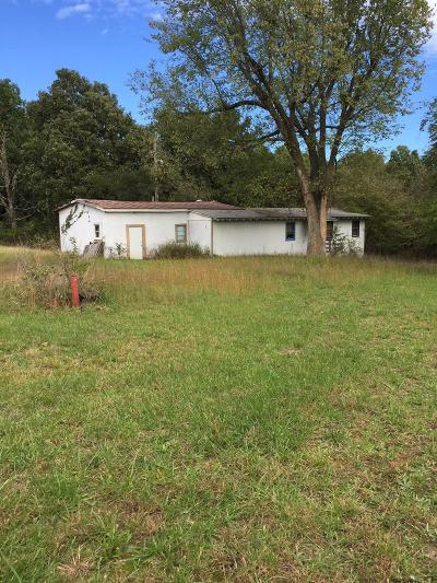 Mt Vernon Single Family Home For Sale: 19050-52 Highway 174
