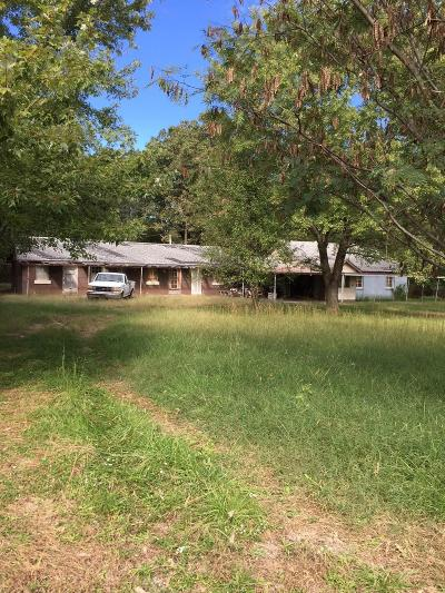 Mt Vernon Multi Family Home For Sale: 19050-52 Highway 174
