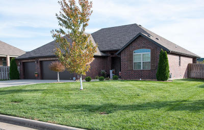 Springfield MO Single Family Home For Sale: $246,900