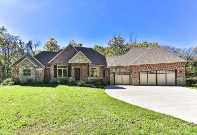 Springfield Single Family Home For Sale: 5239 South Hawthorne Drive