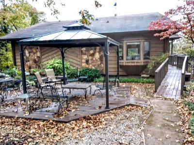 Shell Knob Single Family Home For Sale: 32 One Oak Lane