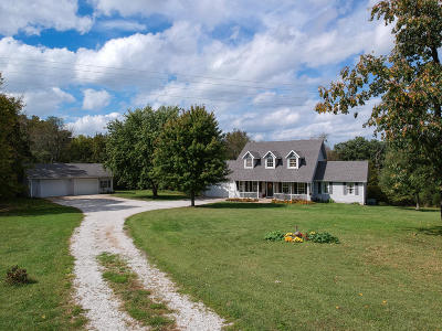 Walnut Grove Single Family Home For Sale: 5451 Hwy 123