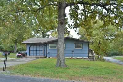 Kimberling City Single Family Home For Sale: 7 Table Rock Heights