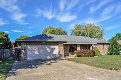 Bolivar Single Family Home For Sale: 2241 West Auburn Street