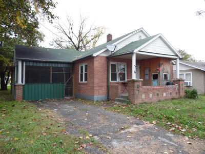 Cabool MO Single Family Home For Sale: $49,500