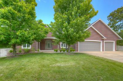 Joplin Single Family Home For Sale: 2431 Stinnett Drive
