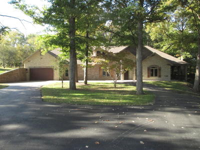 Christian County Single Family Home For Sale: 431 Riverdale Road