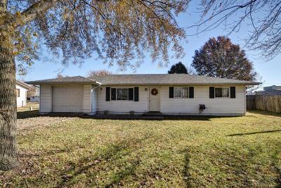 Mt Vernon Single Family Home For Sale: 924 Looney Street