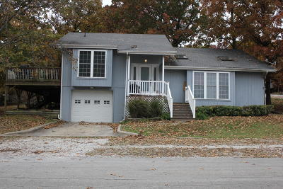 Stockton MO Single Family Home For Sale: $169,500