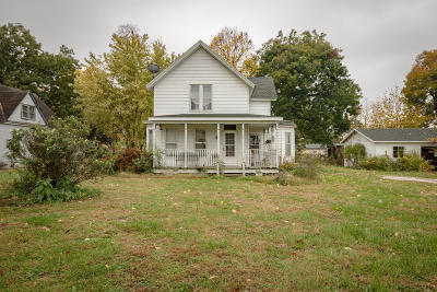 Billings Single Family Home For Sale: 106 Northwest Hamilton