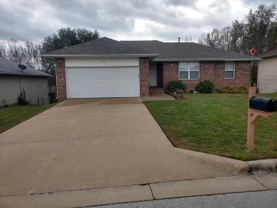 Nixa Single Family Home For Sale: 108 Daleview Circle