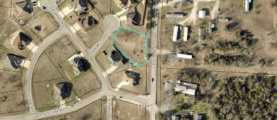 Branson  Residential Lots & Land For Sale: 114 Crossbow Lot 6 Court