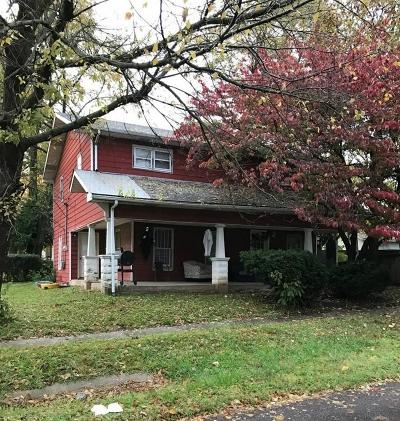 Springfield Single Family Home For Sale: 2202 North Taylor Avenue