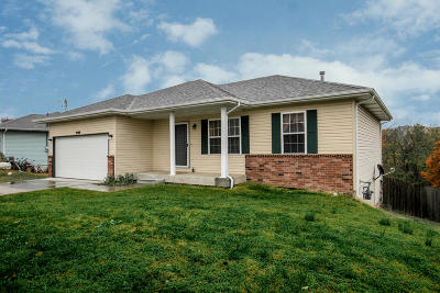 Ozark Single Family Home For Sale: 2500 South 14th Street