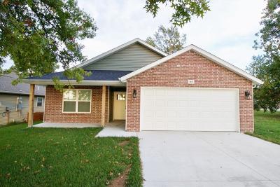 Joplin Single Family Home For Sale: 115 North Cleveland Avenue