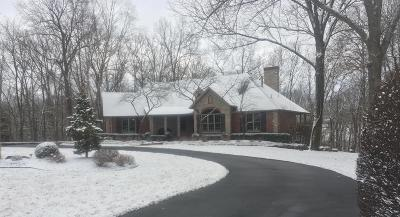 Springfield Single Family Home For Sale: 5590 East Timberwood Court