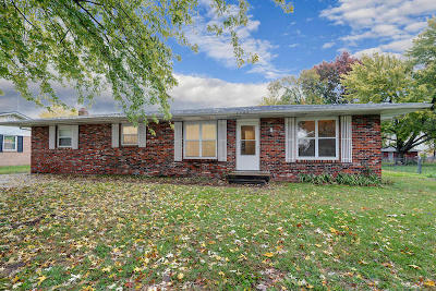 Bolivar Single Family Home For Sale: 1323 East Division Street