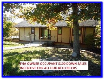 Sparta Single Family Home For Sale: 216 Shoshone Drive