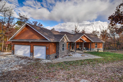 Christian County Single Family Home For Sale: 633 East Mountain Drive