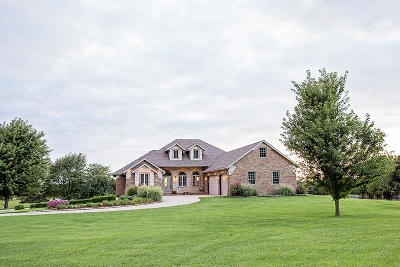 Springfield Single Family Home For Sale: 5609 North Farm Road 183