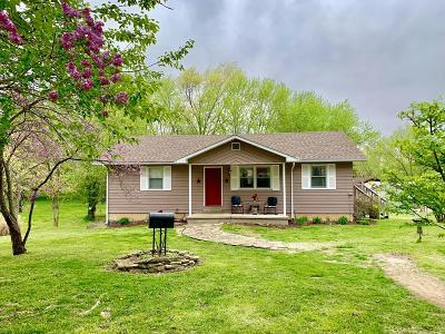 Mountain View Single Family Home For Sale: 303 Washington Street