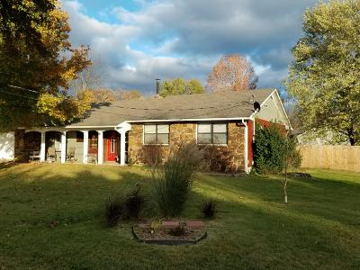 Joplin Single Family Home For Sale: 2393 South Crow Road