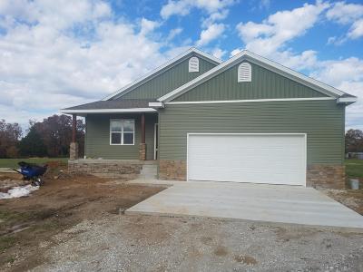 Joplin Single Family Home For Sale: 5922 Faith Lane