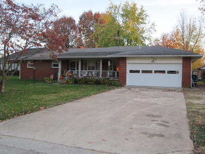 Webster County Single Family Home For Sale: 132 East Anderson Street