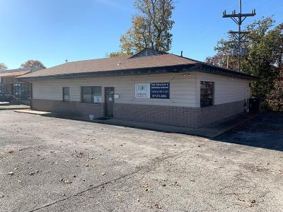 Forsyth Commercial For Sale: 15752 State Highway 160