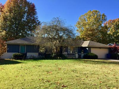 Springfield MO Single Family Home For Sale: $284,900