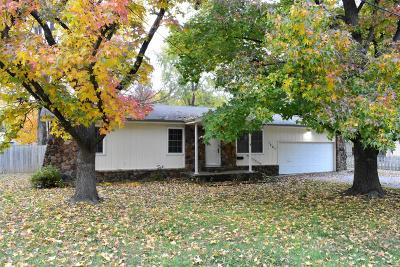 Springfield MO Single Family Home For Sale: $114,900