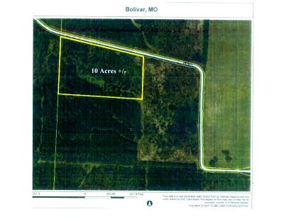 Polk County Residential Lots & Land For Sale: Tract 4-A 545th Road