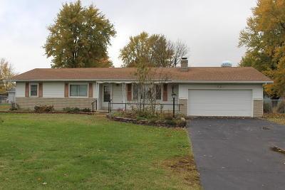 Dallas County Single Family Home For Sale: 1301 West Dallas Street