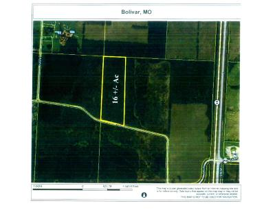 Polk County Residential Lots & Land For Sale: Tract 2-A 545th Road