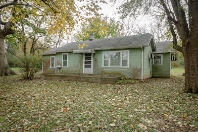 Springfield Single Family Home For Sale: 3030 West Harrison Street