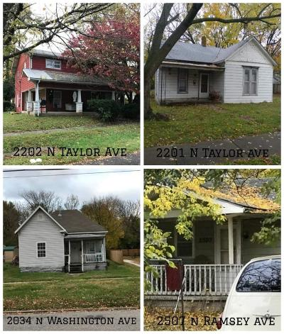 Greene County Multi Family Home For Sale: 2202 North Taylor Avenue
