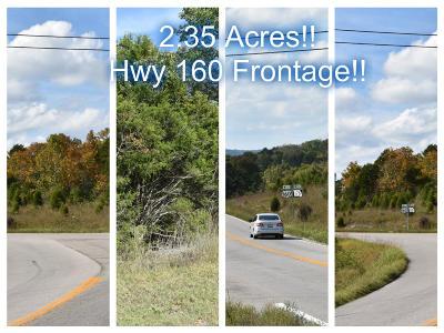 Merriam Woods Residential Lots & Land For Sale: Tbd 2.35 Acres, Us Hwy 160