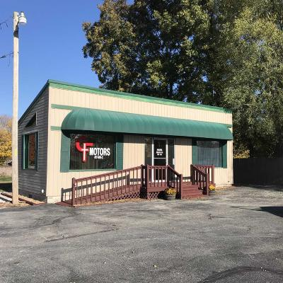 Christian County Commercial For Sale: 330 Northeast Highway 60