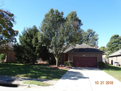 Springfield MO Single Family Home For Sale: $209,900