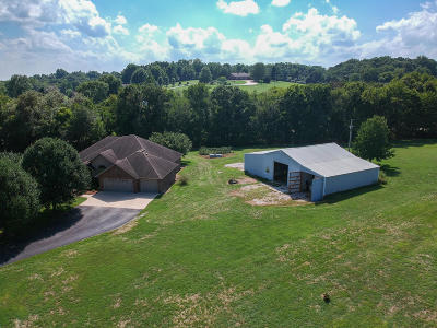 Nixa Single Family Home For Sale: 1205 South Nicholas Road