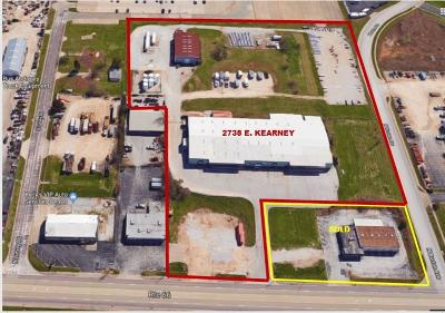 Commercial For Sale: 2738 East Kearney Street