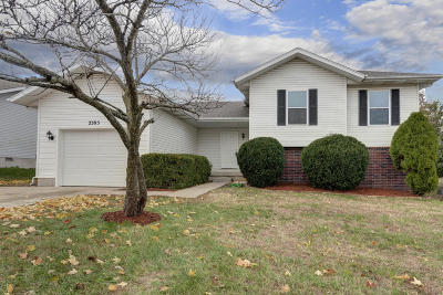 Single Family Home For Sale: 2305 South 16th Street