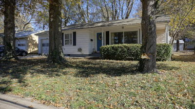 Springfield Single Family Home For Sale: 1620 South Fort Avenue