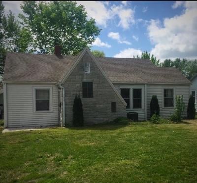 Springfield Single Family Home For Sale: 1634 East Cherokee Street