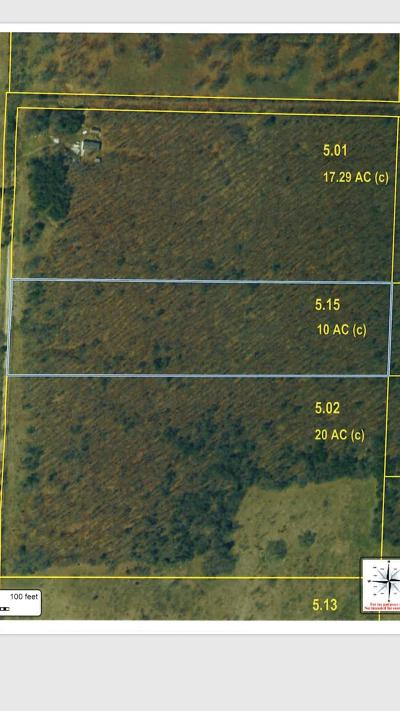 Cedar County Residential Lots & Land For Sale: 10555 South 1175 Rd
