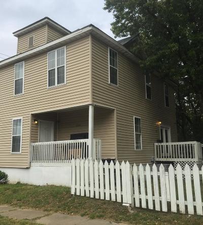 Joplin Single Family Home For Sale: 409 West 3rd Street